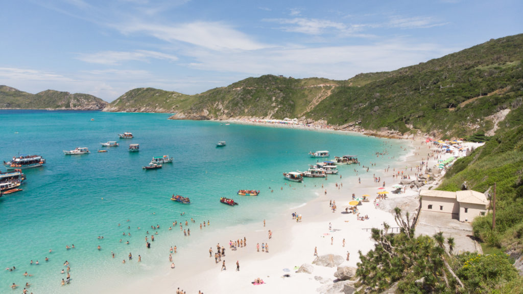 prainhas do pontal do atalaia arraial